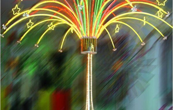 Vuurwerklamp KC13