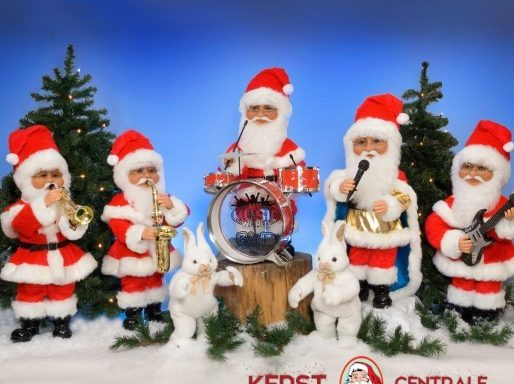 Kerstmanband
