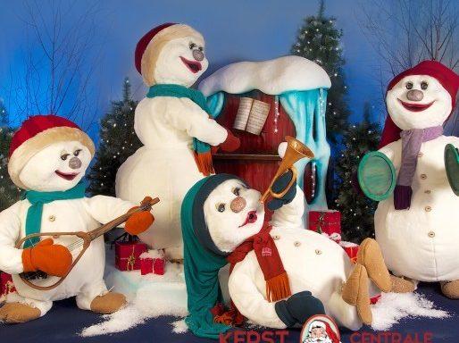 Sneeuwman band