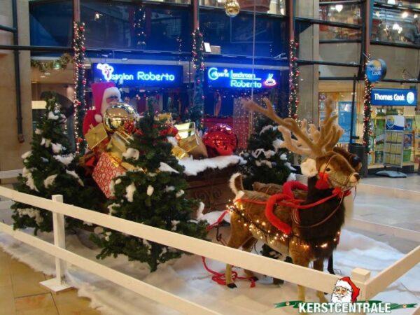 Kerstslee set