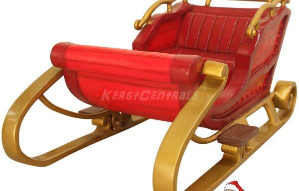 Arrenslee 200cm rood