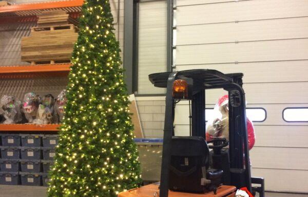 Kerstboom, PRO-serie