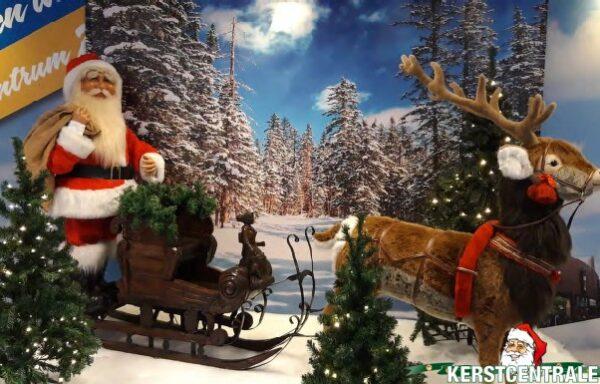 Kerstslee set (2)